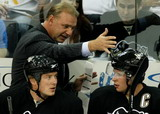 Michel Therrien, Ruslan Fedotenko, Sidney Crosby