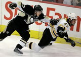 Sidney Crosby, Mark Stuart