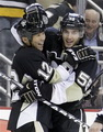 Richard Park, Kristopher Letang
