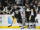 Pascal Dupuis, Brooks Orpik, Douglas Murray